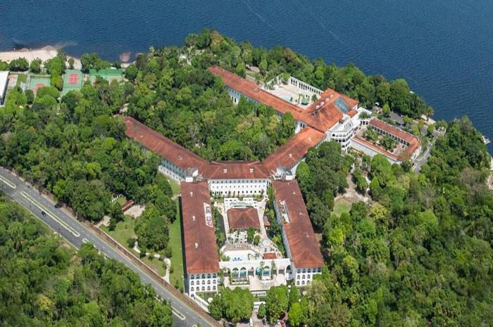 Tropical Hotel é comprado por R$ 260 milhões em leilão no Rio de Janeiro