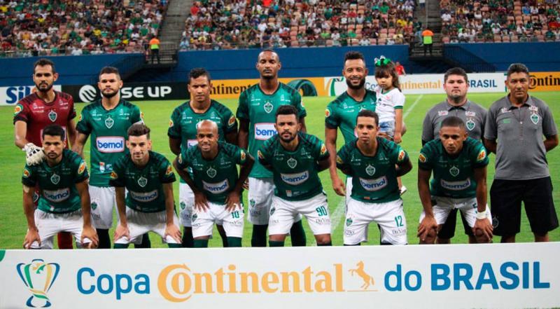 Manaus FC encara o Brasil de Pelotas com bom histórico contra sulistas