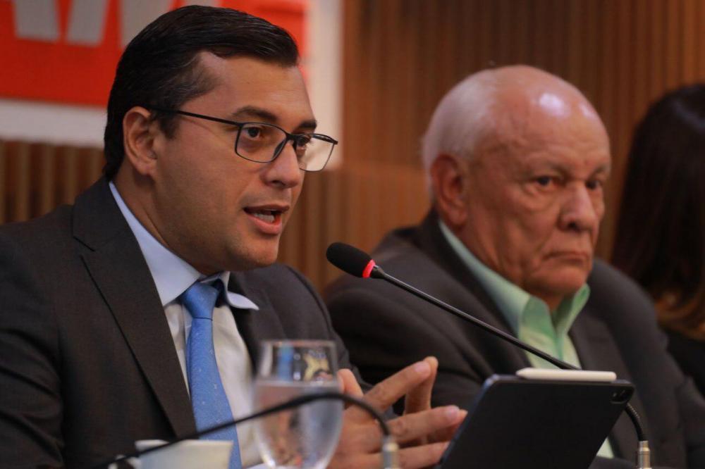 Na Fieam, Wilson Lima faz balanço de gestão e fala sobre expectativa para o Amazonas em 2020