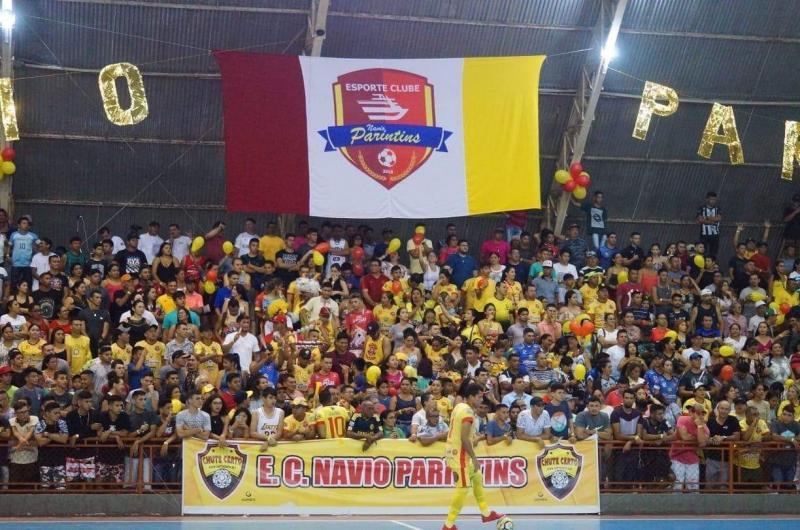 Clássicos abrem a Copa Alvorada de Futsal, hoje (18)