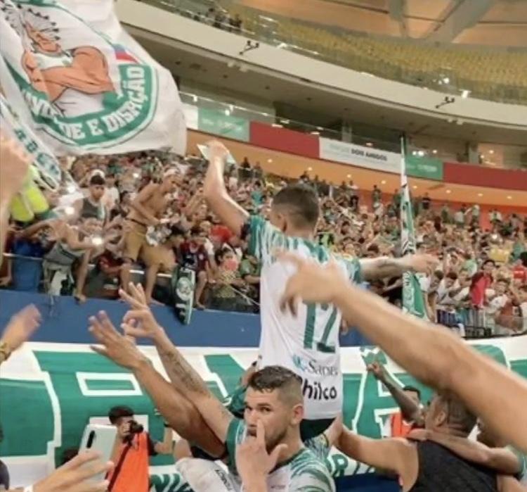 Manaus FC é campeão amazonense do primeiro turno