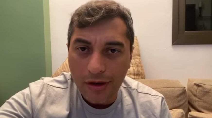 Wilson Lima reafirma medidas de isolamento e contraria Bolsonaro