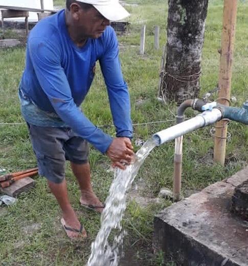 Cortes no fornecimento de água estão suspensos por 60 dias em Parintins, diz prefeitura