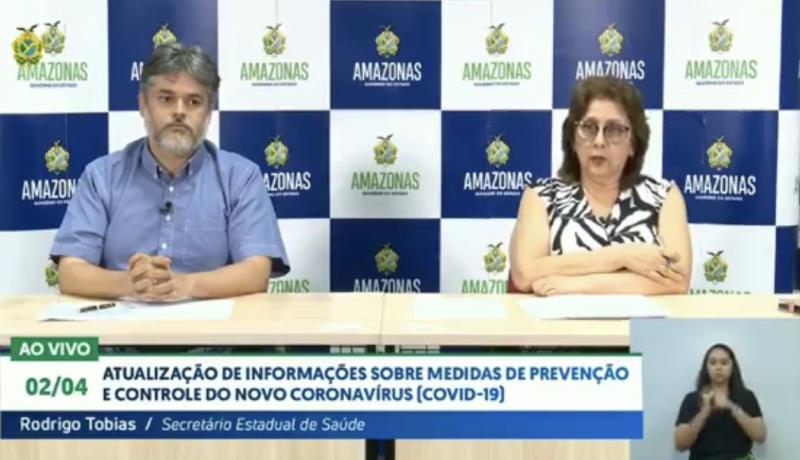 Coronavírus: 229 casos confirmados da doença no Amazonas