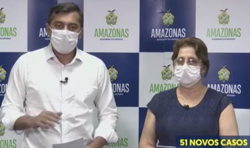 Número de casos confirmados de coronavírus salta para 311 no Amazonas