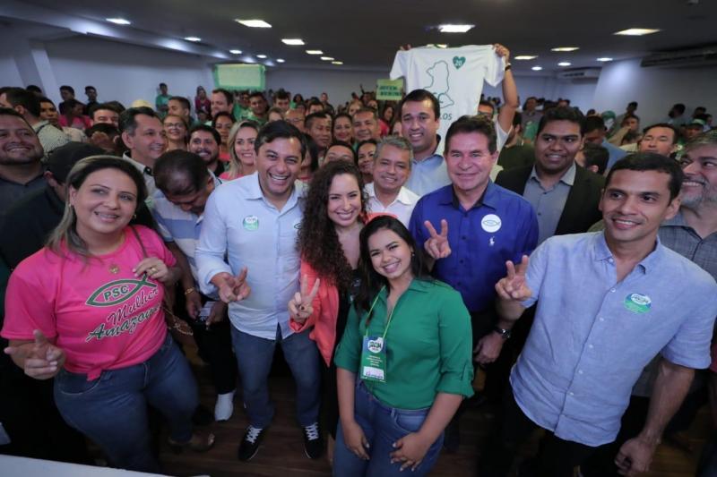 PSC deverá eleger pelo menos 5 vereadores em Manaus nas próximas eleições