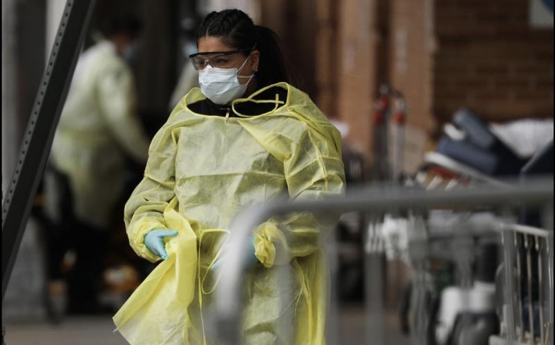 EUA têm quase 2 mil mortos por coronavírus em 24 horas