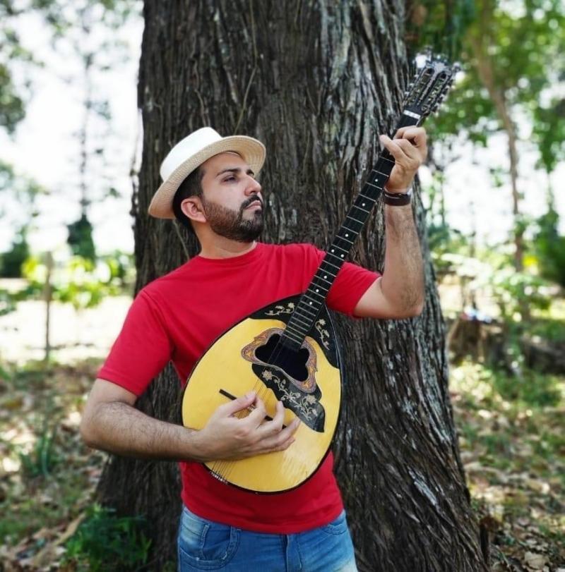 Parintinense tem obra classificada para o 1° Festival Amazonas de Música Online