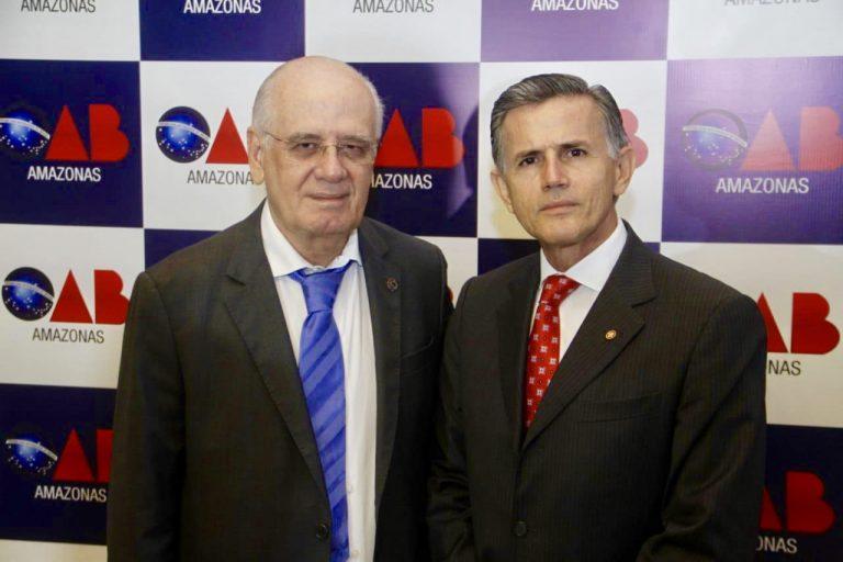 Juscelino Manso pede afastamento da presidência da OAB/PIN para disputar a Prefeitura de Parintins
