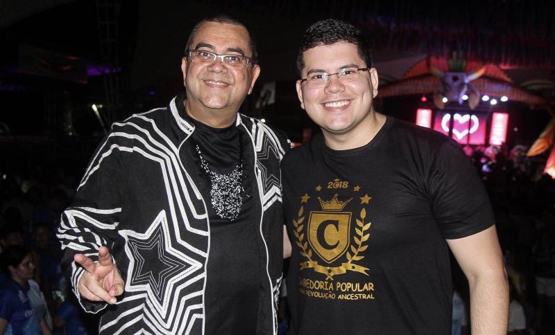 Caprichoso anuncia Arlindo Neto como novo integrante do time de cantores