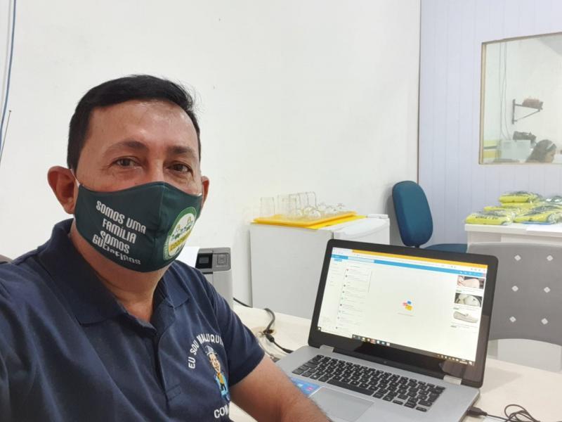 Em 100 dias, Babá Tupinambá dá nova cara a Coopmoto