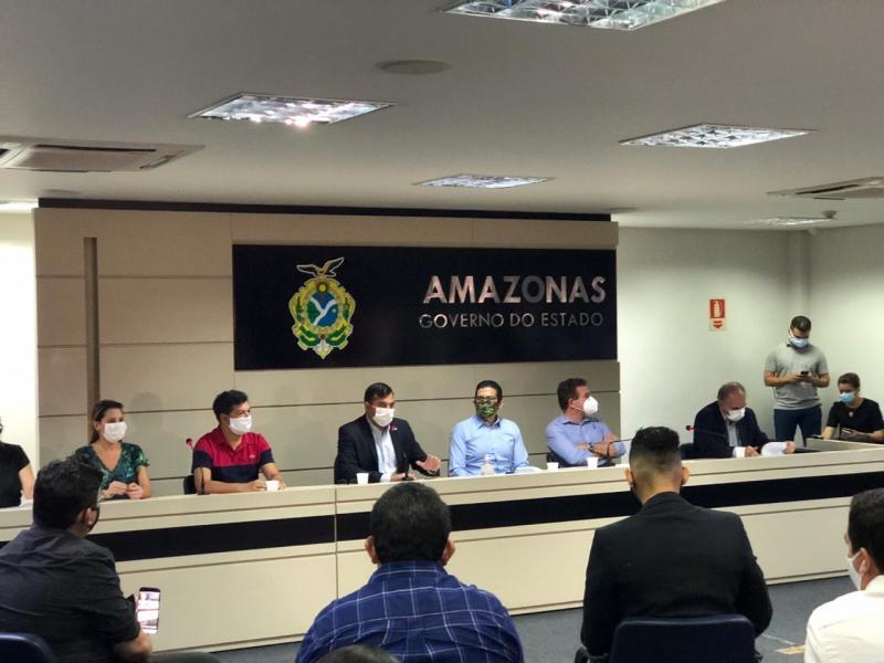 Governo do AM divulga plano de reabertura do comércio a partir de 1º de junho em Manaus; veja cronograma