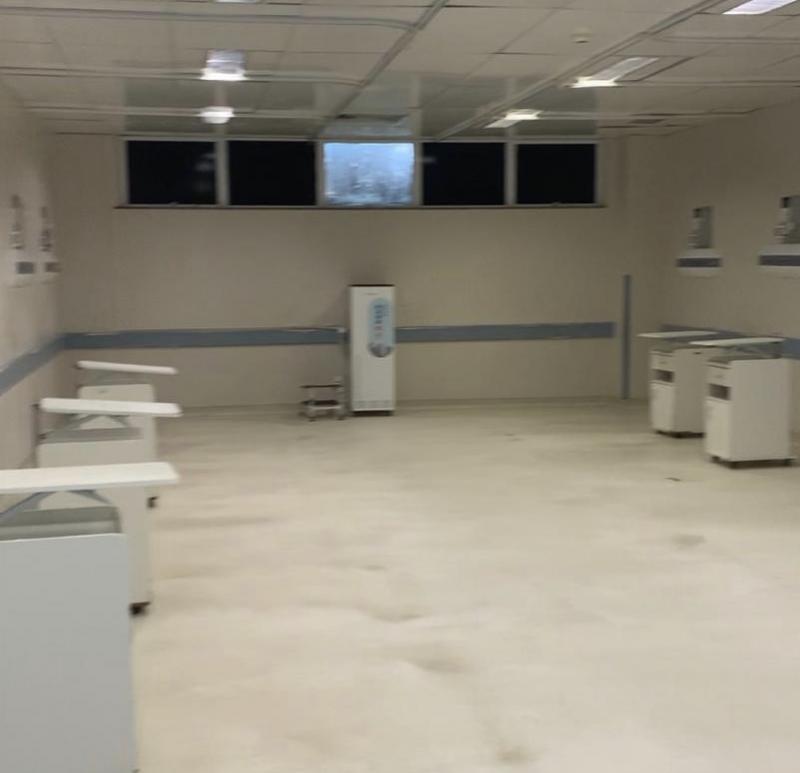 Pela primeira vez, em 60 dias, Sala Rosa do 28 de Agosto tem zero pacientes