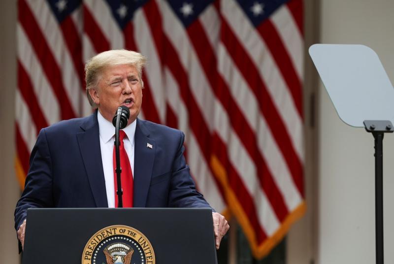 Trump rompe com OMS e acusa China de ser responsável por 'sofrimento no mundo'