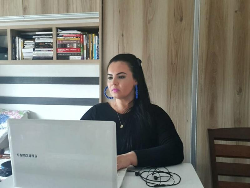 Vereadora Vanessa denuncia falta de energia elétrica no interior de Parintins