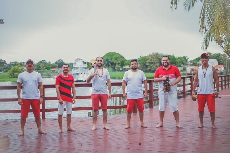 'Curumins da Baixa': Músicos do Boi Garantido realizam live solidária para ajudar a categoria