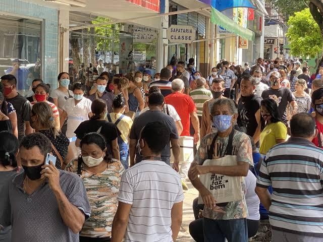 Justiça indefere novo pedido para determinar lockdown em Manaus