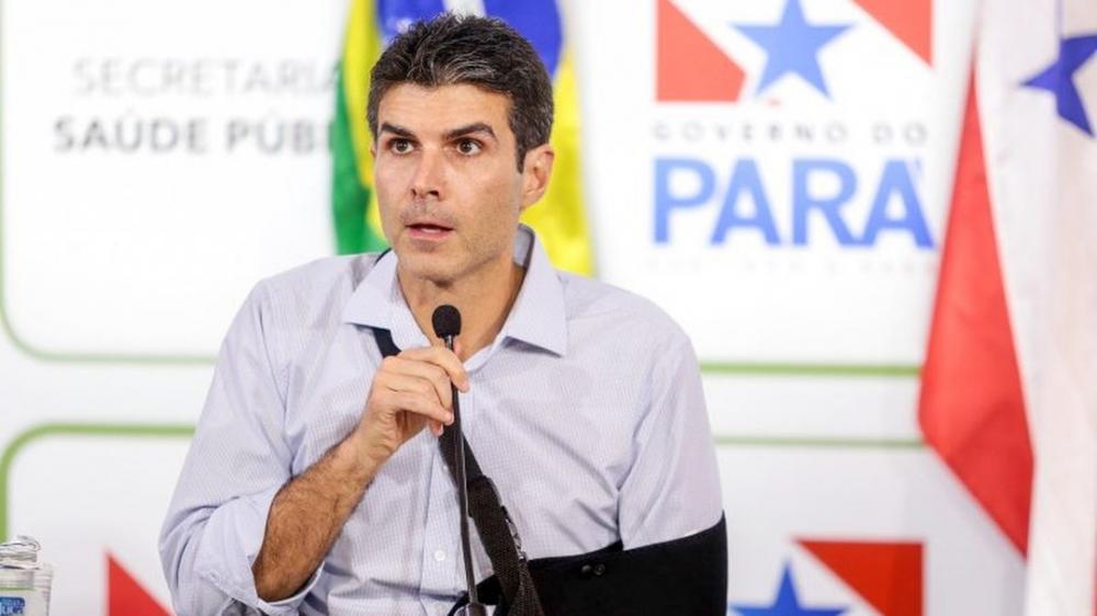 Governador do Pará e presidente do Conselho dos Secretários de Saúde são alvos da PF