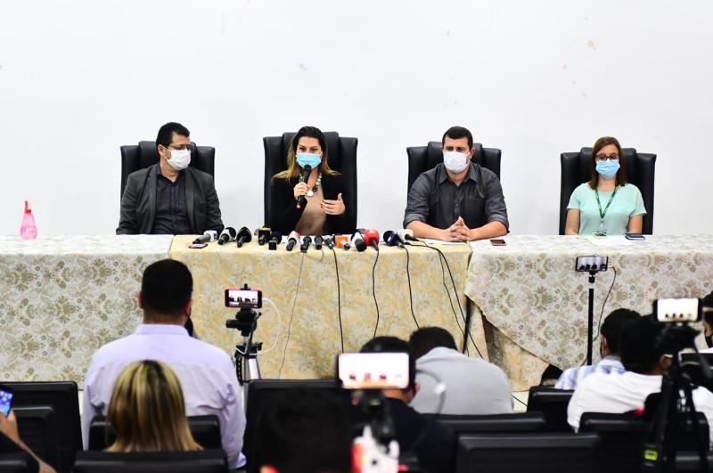 Susam afirma que ventiladores foram adquiridos para salvar vidas