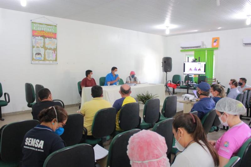 Prefeitura de Parintins prorroga toque de recolher até o final de junho