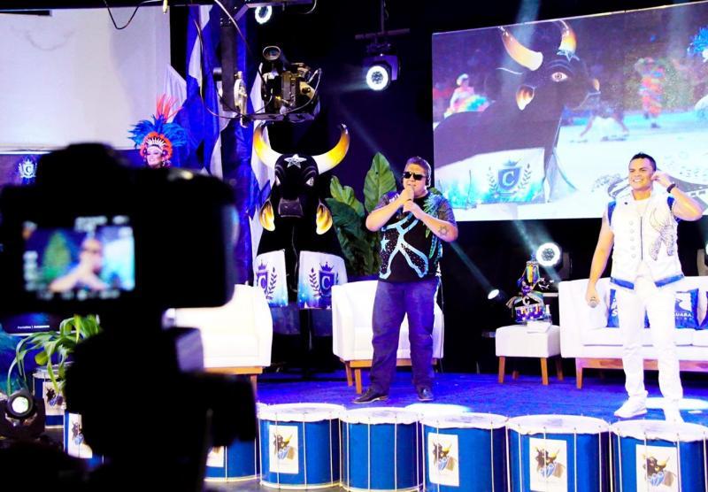 Boi de Rua Online: Caprichoso usa tecnologia para manter viva a tradição