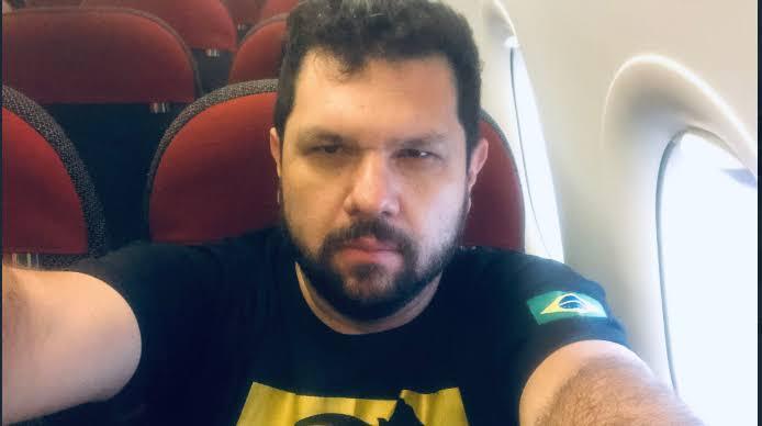 PF prende blogueiro bolsonarista em inquérito que apura atos antidemocráticos