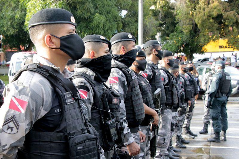 Pará é um dos três estados que reduziram mortes por intervenção policial