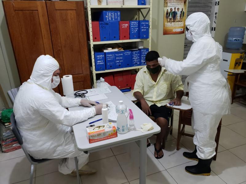 Parintins anuncia que todos os internos do sistema prisional diagnosticados com Covid-19 receberam alta