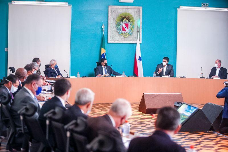 Governo do Pará e União firmam cooperação para Estado avançar na agricultura sustentável