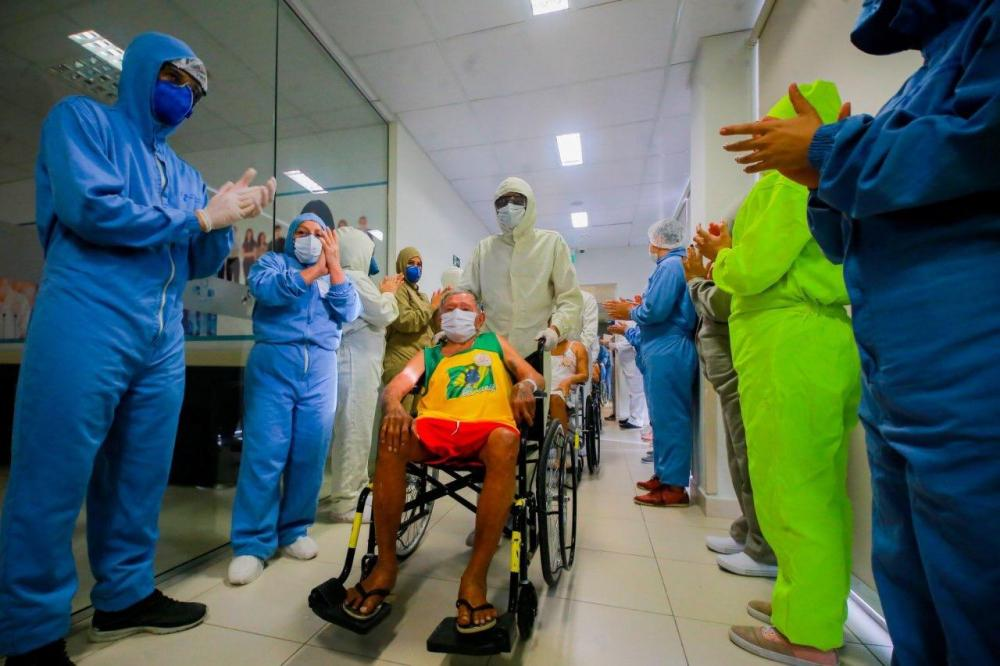Covid-19: HPS Delphina Aziz chega à milésima alta médica