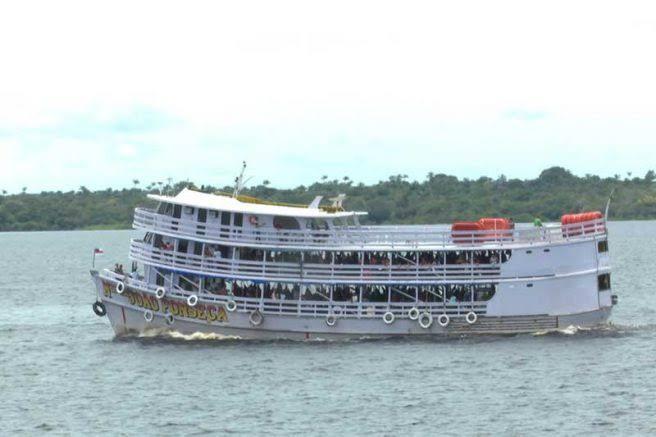 Retorno definido: transporte fluvial no AM será liberado a partir de 16 de julho