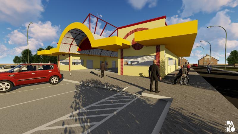Em Parintins, Baixa do São José ganhará novo mercado, praça e urbanização