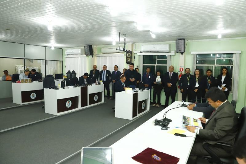 Câmara de Parintins retoma Sessões Presenciais na próxima segunda-feira (20)