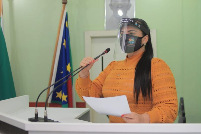Vereadora Vanessa anuncia reunião com Diretoria Executiva da Amazonas Energia