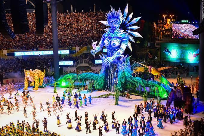 DPE-AM recebe primeiro estudo sobre viabilidade do Festival de Parintins em novembro
