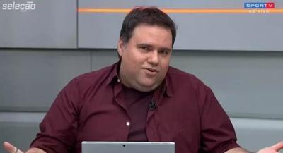 Jornalista da Globo está em coma induzido após ser internado com Covid-19