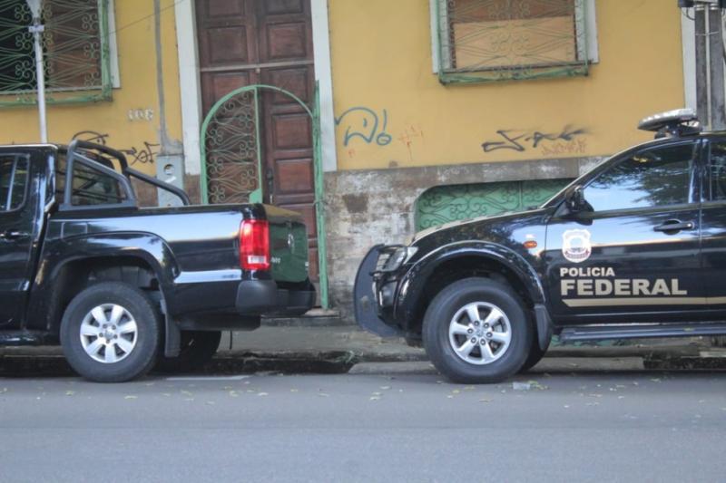 Polícia Federal deflagra operação em Manaus contra pornografia infantil