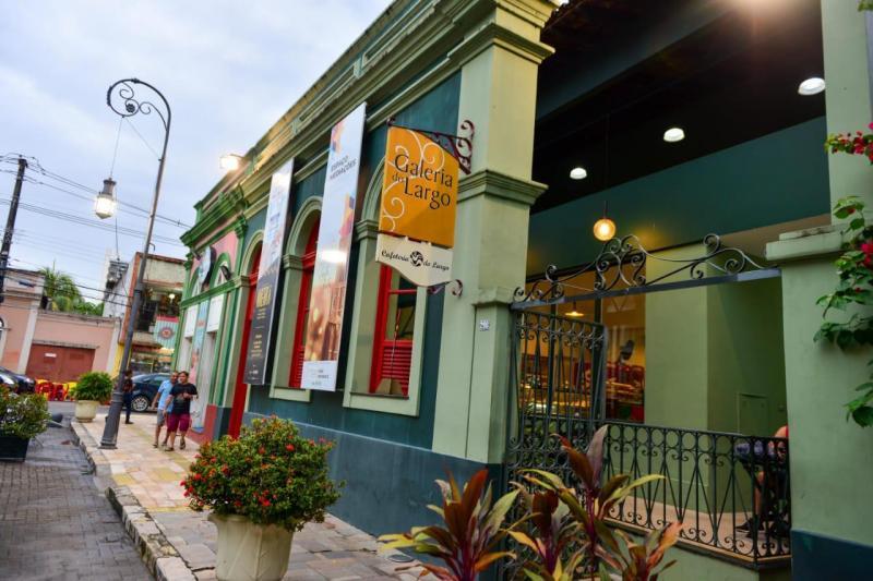 Galeria do Largo, Casa das Artes e Museu do Seringal abrem as portas nesta sexta-feira (31), em Manaus