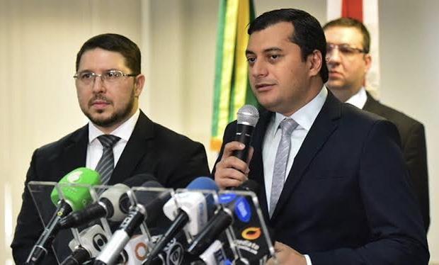 Relator do processo de impeachment de Wilson Lima e vice pede arquivamento de denúncia
