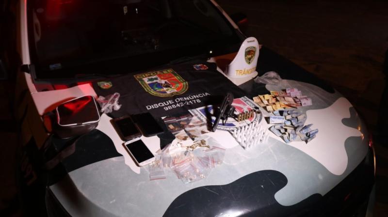 Seis homens são presos durante operação na Compensa em Manaus