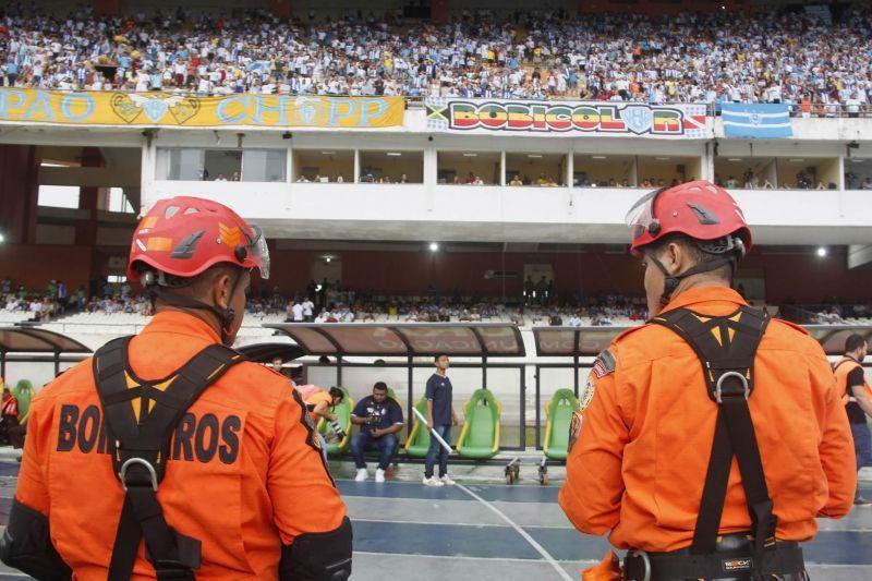 Campeonato Paraense de Futebol retorna neste sábado (1º), com rígidos protocolos de segurança
