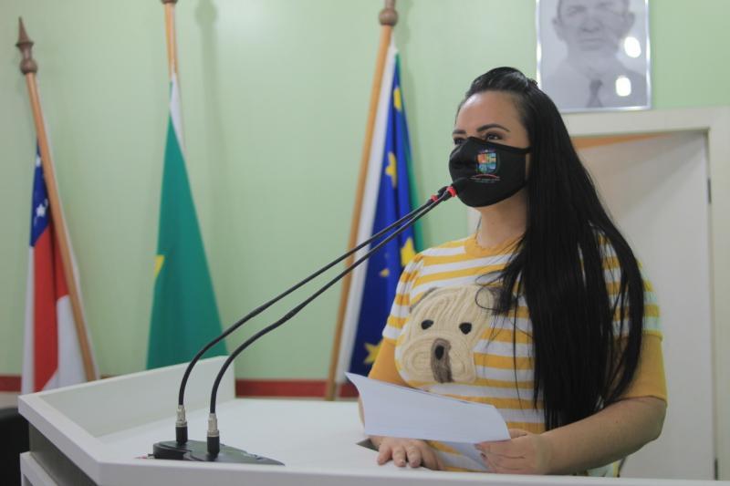 Comunidade Santo Antônio do Panauaru é tema de proposituras da vereadora Vanessa Gonçalves