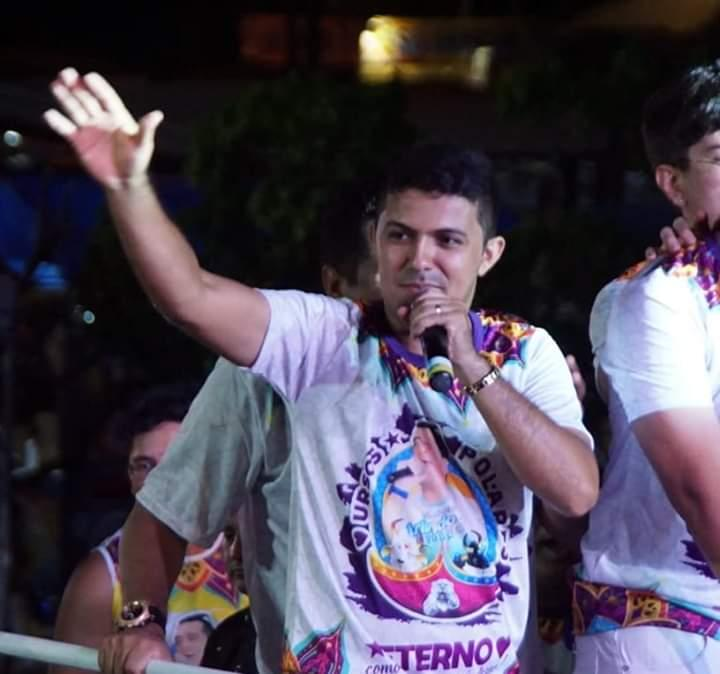 Compositor Adriano Aguiar lança pré-candidatura à vereador em Parintins