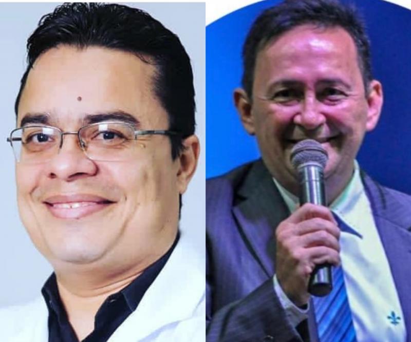 Médico Lucas Simas declara apoio à pré-candidatura de Babá Tupinambá como vereador