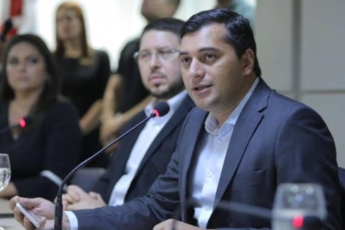 Pedido de impeachment contra o governador Wilson Lima e o vice Carlos Almeida é arquivado