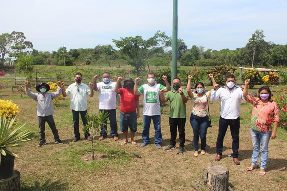Luís Picanço e Fabrício Rocha fazem articulação e fortalecem união para prefeitura de Barreirinha