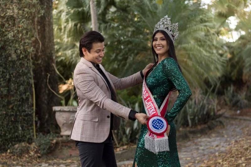 Rainha do Folclore do Boi Garantido é anunciada como Miss Amazonas Latina 2020