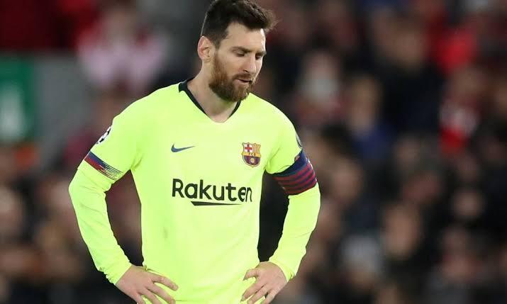 Messi comunica Barcelona que deseja sair do clube, diz TV