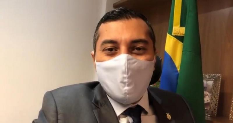Wilson Lima comunica que está recuperado da Covid-19 e promete novidades para professores