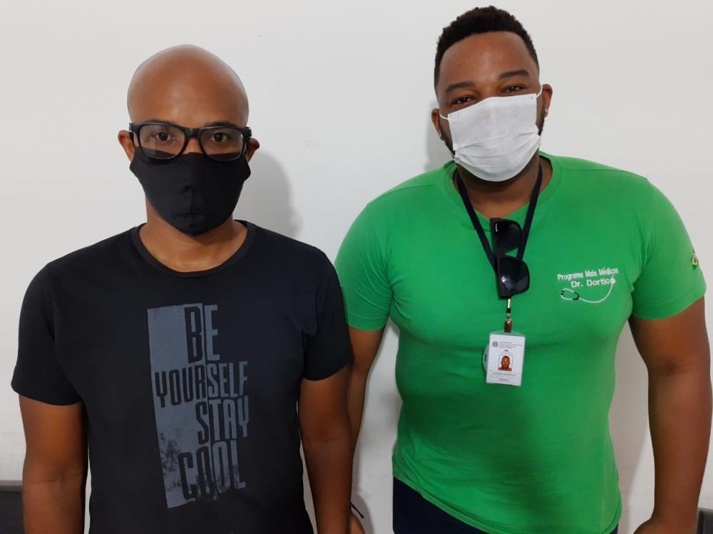 Dsei/Parintins recebe dois novos médicos para atender população indígena no Baixo Amazonas
